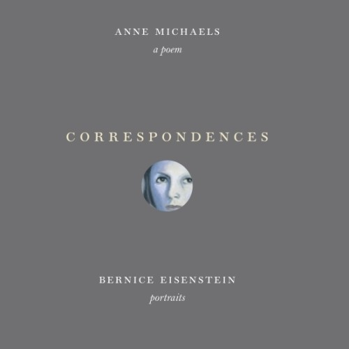cover-anne-michaels-bernice-eisenstein-correspondences-poetry-poems-book