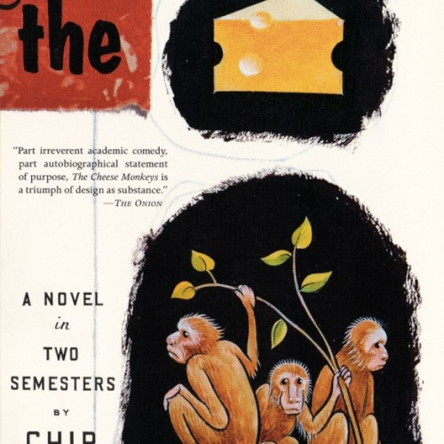 cover-chip-kidd-the-cheese-monkeys-book