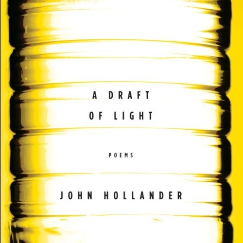 cover-john-hollander-a-draft-of-light-poems-poetry-book