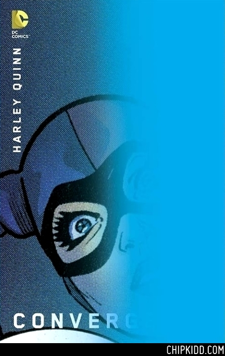dc_comics_chip_kidd_cover_harley_quinn