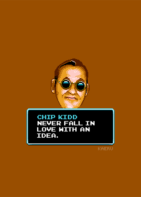 kaeru-chip-kidd-quote-digital-art