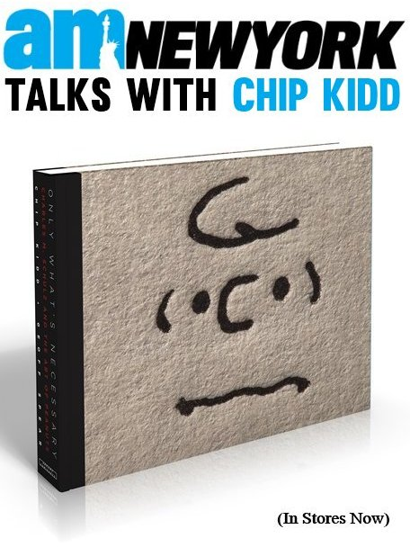 am-new-york-chip-kidd-peanuts-book
