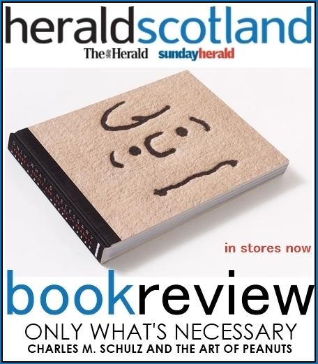 herald-scotland-charles-m-schulz-peanuts-chip-kidd