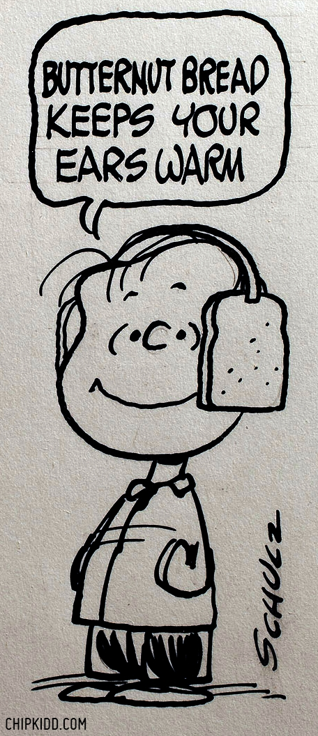 linus-peanuts-art-book-chip-kidd
