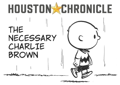 houston-chronicle-Only-Whats-Necessary-Charles-M-Schulz-and-the-Art-of-Peanuts-Book-Chip-Kidd
