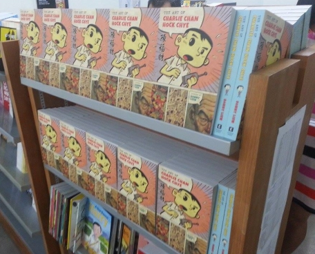 THE ART OF CHARLIE CHAN HOCK CHYE Singapore Bookstore