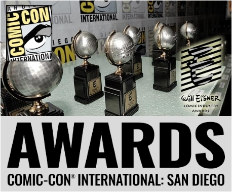 will-eisner-awards-san-diego-comic-con