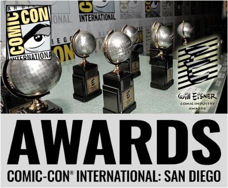 will-eisner-awards-san-diego-comic-con