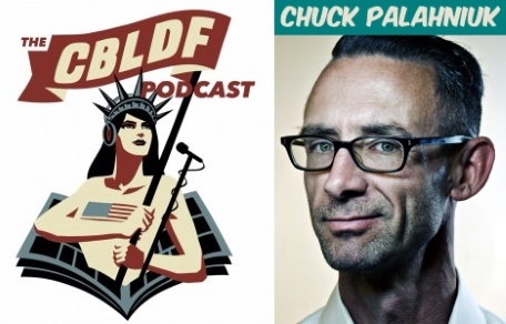 CBLDF Podcast Chuck Palahniuk Fight Club 2