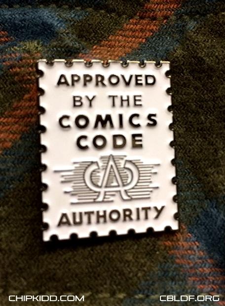 cbldf-comics-code-enamel-pin