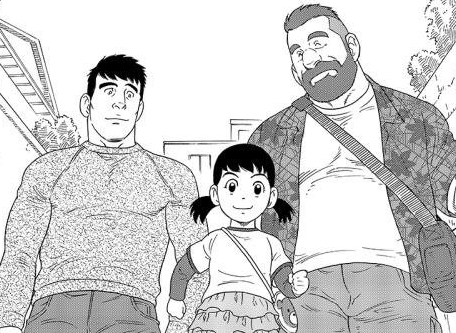 gengoroh-tagame-my-brothers-husband-art