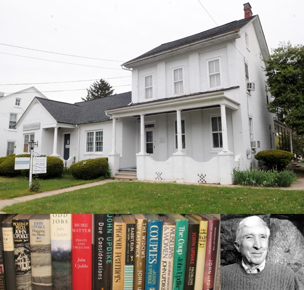 john-updike-childhood-home