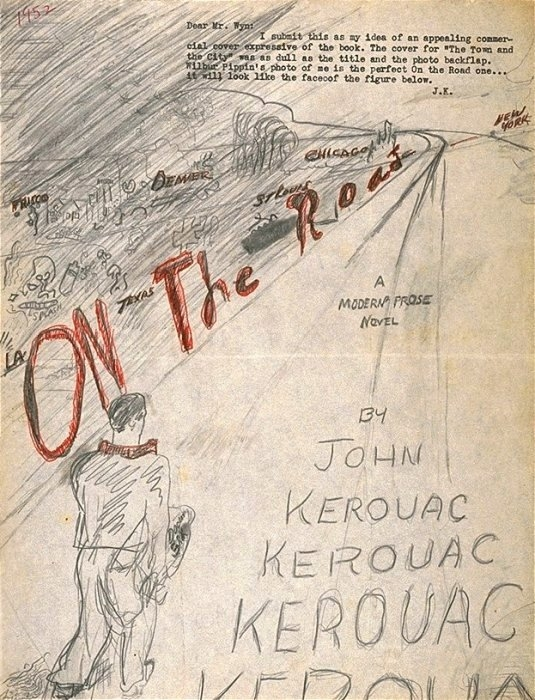 on-the-road-jack-kerouac-book-cover-concept
