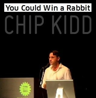 you-can-win-a-rabbit-chip-kidd-typo-london