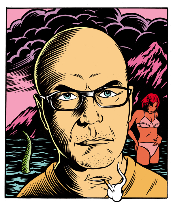 Charles Burns The HIVE Pantheon Graphic Novel Book