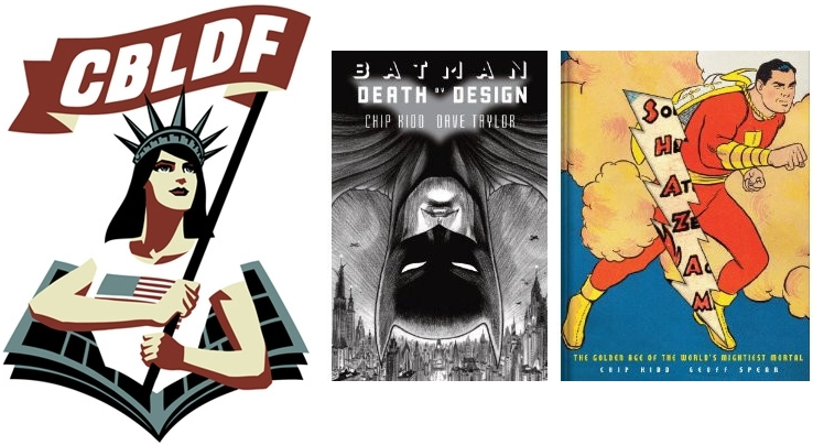CBLDF Comic Book Legal Defense Fund