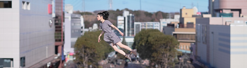 Levitation Photography Japanese Artist 2