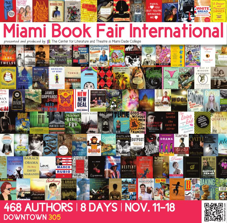 2012 Miami Book Fair Chip Kidd Charles Burns Chris Ware Pantheon