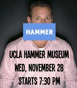 UCLA Hammer Art Design Museum Chip Kidd