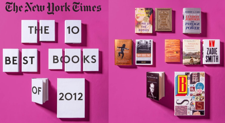 New York Times 10 Best Books of 2012 Chris Ware Building Stories Graphic Novel