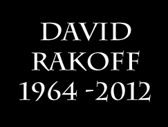 RIP Author David Rakoff