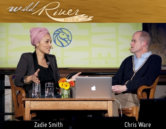 Zadie Smith NW Chris Ware Building Stories