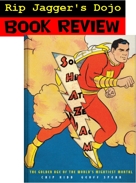 Captain Marvel Shazam Chip Kidd Abrams Books