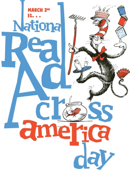 NEA - Read Across America Day Dr Seuss Cat in the Hat Book
