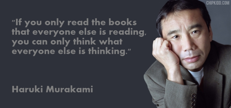 Haruki Murakami Book Author Quote