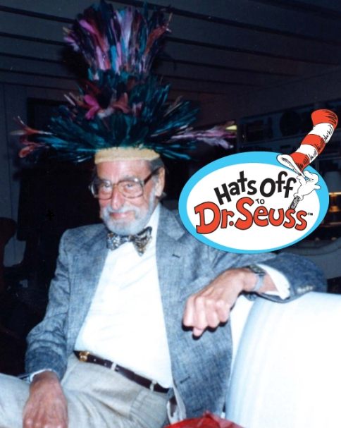 Hats Off To Dr Seuss Exhibit