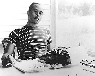 Ralph Ellison Author Writer Invisible Man