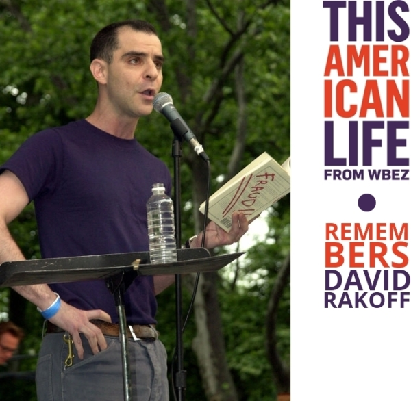 David Rakoff This American Life Radio Podcast Tribute