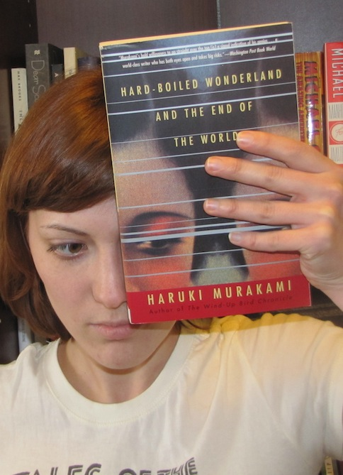Book Cover for Writer Haruki Murakami