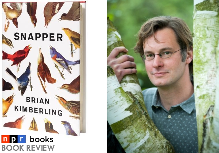 NPR Books Book Review SNAPPER by Brian Kimberling Pantheon