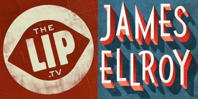 Video - TV Interview with Book Author/Writer James Ellroy