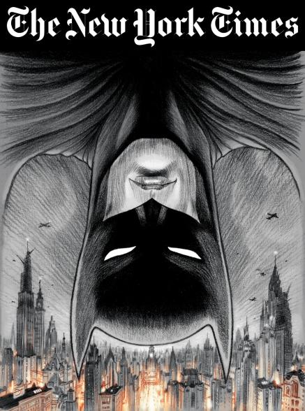 Batman Death By Design New York Times Bestseller List DC Comics