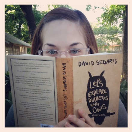 Librarian Library Books David Sedaris Book
