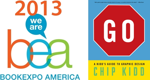 Chip Kidd Book Cover - GO: A Kid's Guide To Graphic Design