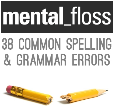 Mental Floss Video about Grammar and Good Writing