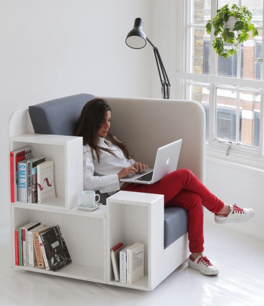 TILT Studio - Book Reading Reader Chair