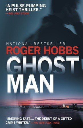 Roger Hobbs Ghost Man Book 2013 SDCC