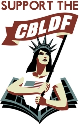 CBLDF Comic Book Legal Defense Fund 2013 SDCC