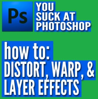 YOU SUCK AT PHOTOSHOP Video Tutorial