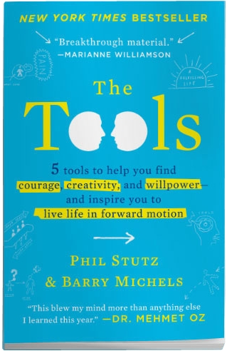 THE TOOLS Book Cover Random House