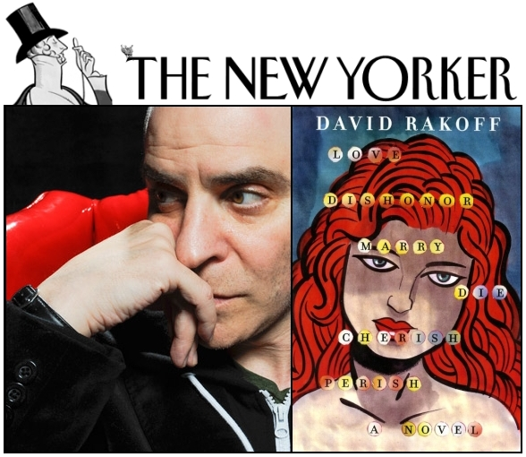 The New Yorker Magazine Book Review David Rakoff