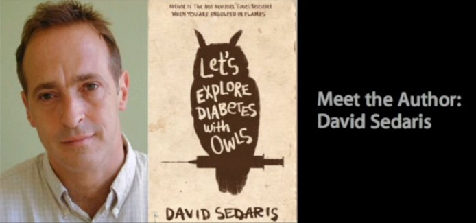 David Sedaris Let's Explore Diabetes With Owls iTunes Video