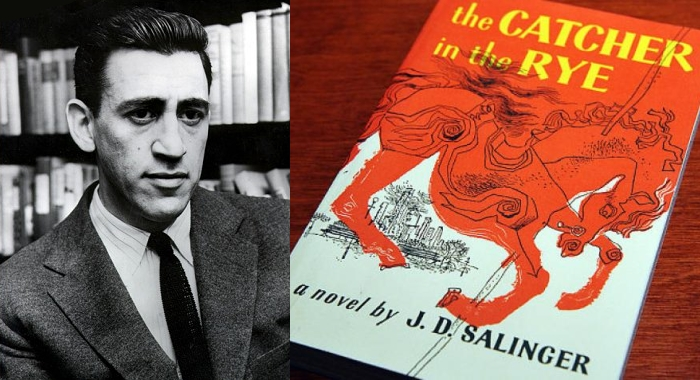 J D Salinger Catcher In The Rye Book Documentary Film Movie