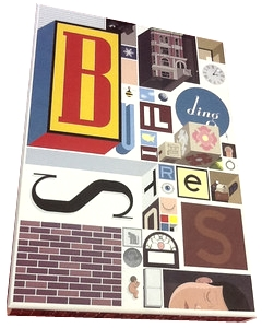 Chris Ware's BUILDING STORIES Graphic Novel Book by Pantheon