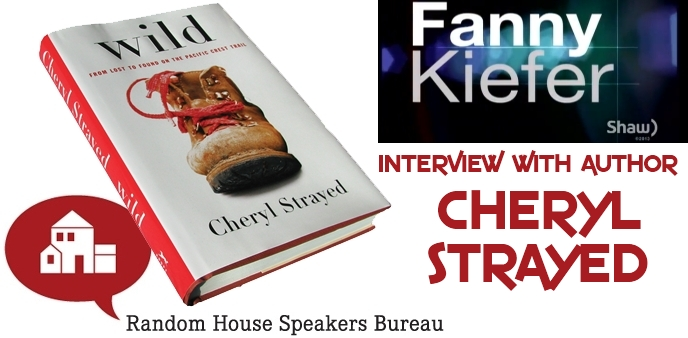Wild Book Cheryl Strayed Intervew Video Book Review