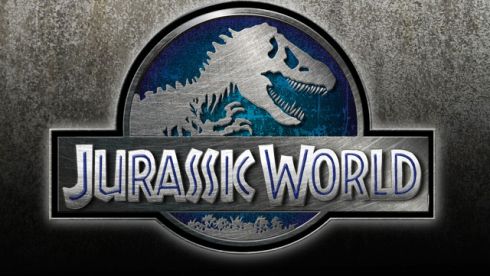 Jurassic World 4 Movie Trailer Logo